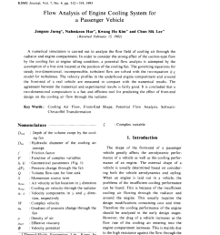 a review on air flow and coolant flow circuit in vehicles cooling system s c pang request pdf [ 850 x 1077 Pixel ]