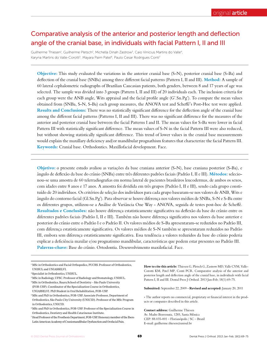 medium resolution of  pdf seminar growth and development of the cranial base and calvaria