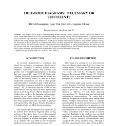 pdf free body diagrams necessary or sufficient  [ 850 x 1100 Pixel ]