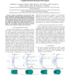 pdf distribution transformer cooling system improvement by innovative tank panel geometries [ 850 x 1100 Pixel ]
