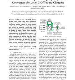 a fast on board integrated battery charger for four motor evs request pdf [ 850 x 1203 Pixel ]