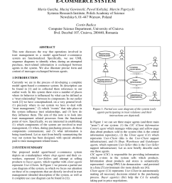 pdf functionalizing trust in a model agent based e commerce system [ 850 x 1203 Pixel ]