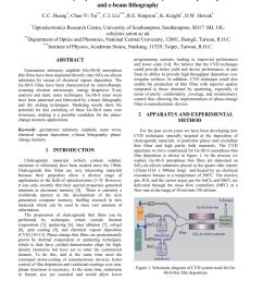 raman spectrum of ge sb s thin film deposited on sio 2 on silicon download scientific diagram [ 850 x 1203 Pixel ]