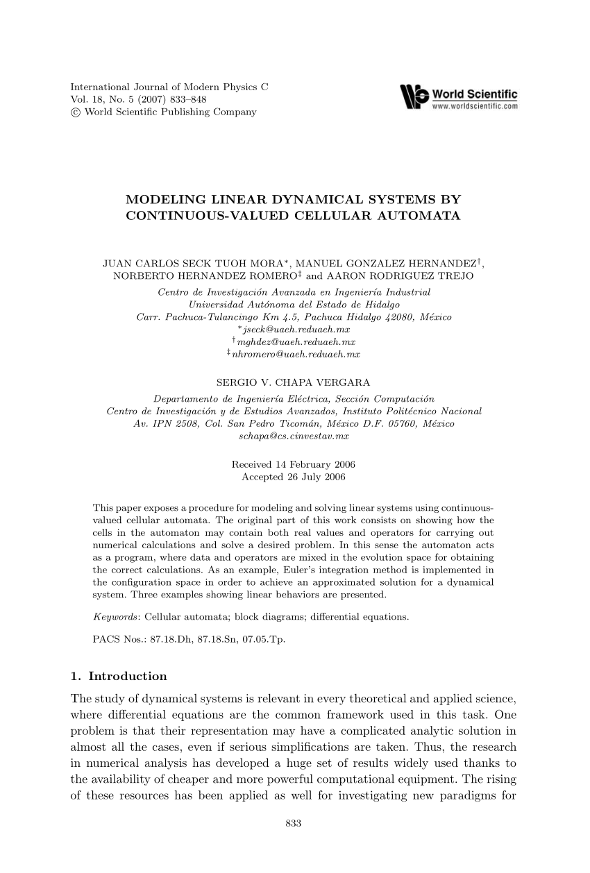 hight resolution of numerical solution of eq 12 in a block diagram download scientific diagram