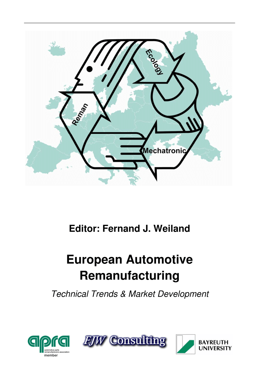 medium resolution of  pdf understanding the communication between automotive mechatronics and electronics for remanufacturing purposes