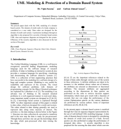 pdf uml modeling protection of a domain based system [ 850 x 1203 Pixel ]