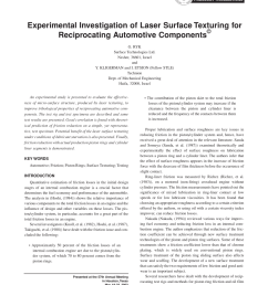 pdf testing piston rings with partial laser surface texturing for friction reduction [ 850 x 1100 Pixel ]