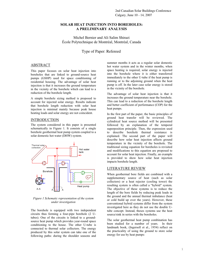 hight resolution of  pdf solar heat injection into boreholes a preliminary analysis