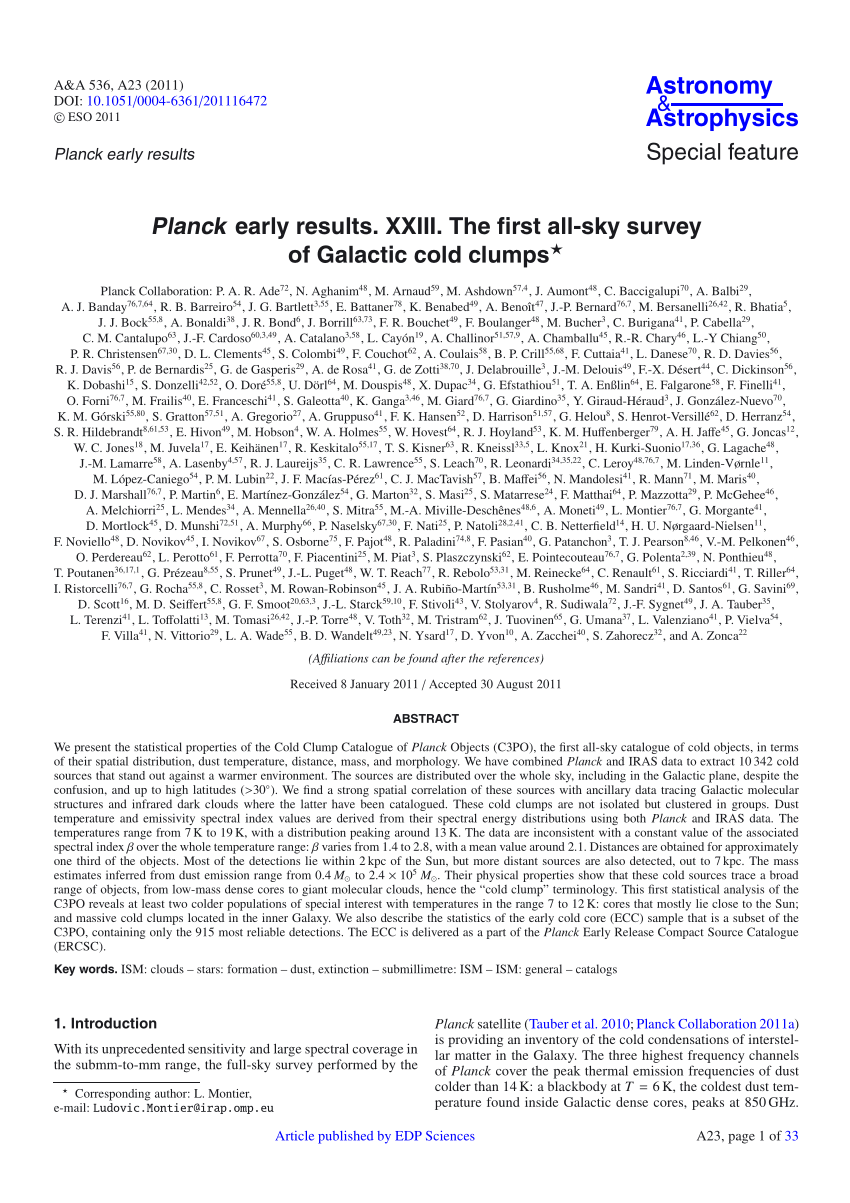medium resolution of  pdf planck early results ii the thermal performance of planck