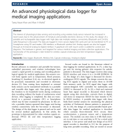 pdf an advanced physiological data logger for medical imaging applications [ 850 x 1133 Pixel ]