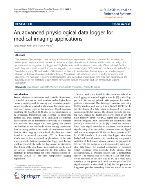 small resolution of  pdf an advanced physiological data logger for medical imaging applications