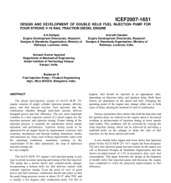 pdf design and development of double helix fuel injection pump for four stroke v 16 rail traction diesel engine [ 850 x 1100 Pixel ]
