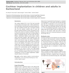 pdf influence of telecommunication modality internet transmission quality and accessories on speech perception in cochlear implant users [ 850 x 1203 Pixel ]
