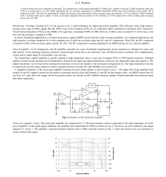 pdf high bandwidth class b totem pole power amplifier for envelope modulators [ 850 x 1100 Pixel ]