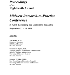 PDF) Midwest Research-to-Practice Conference [ 1100 x 850 Pixel ]