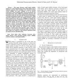 stability improvement of wind farms with fixed speed turbine generators using breaking resistors request pdf [ 850 x 1202 Pixel ]