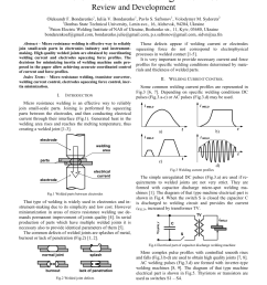 pdf current and force control in micro resistance welding machines review and development [ 850 x 1203 Pixel ]