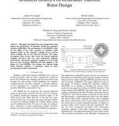 rotor pole optimization of novel axial flux brushless doubly fed reluctance machine for torque enhancement request pdf [ 850 x 1100 Pixel ]