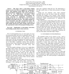 pdf static phase converters an option to rural electrification a review [ 850 x 1203 Pixel ]