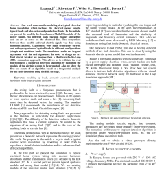 pdf arc fault model of conductance application to the ul1699 tests modeling [ 850 x 1202 Pixel ]