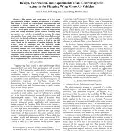 pdf dipteran insect inspired thoracic mechanism with nonlinear stiffness to save inertial power of flapping wing flight [ 850 x 1100 Pixel ]