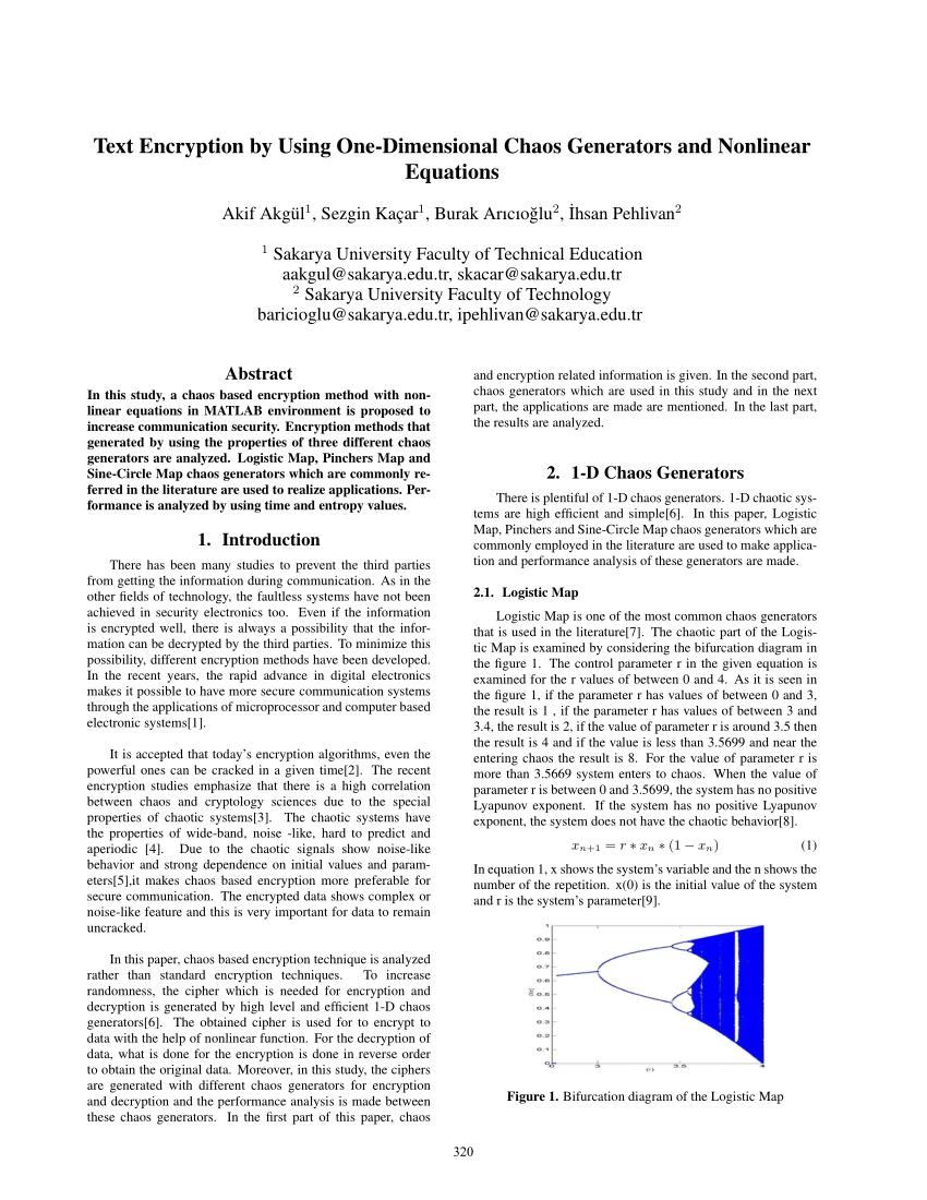 hight resolution of logistic map bifurcation diagram matlab code