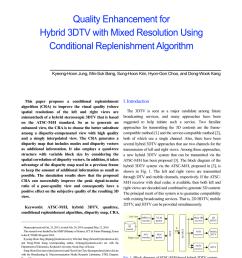 block diagram of atsc m h based hybrid 3dtv system download [ 850 x 1203 Pixel ]