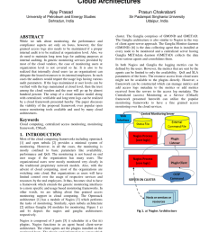 pdf a framework for centralized access monitoring over cloud architectures [ 850 x 1202 Pixel ]