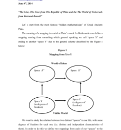 pdf the line the cave from the republic of plato and the the world of universals from bertrand russell [ 850 x 1203 Pixel ]