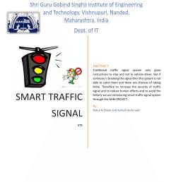pdf smart traffic signal [ 850 x 1202 Pixel ]