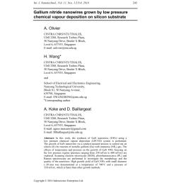 pdf gallium hydride vapor phase epitaxy of gan nanowires [ 850 x 1203 Pixel ]