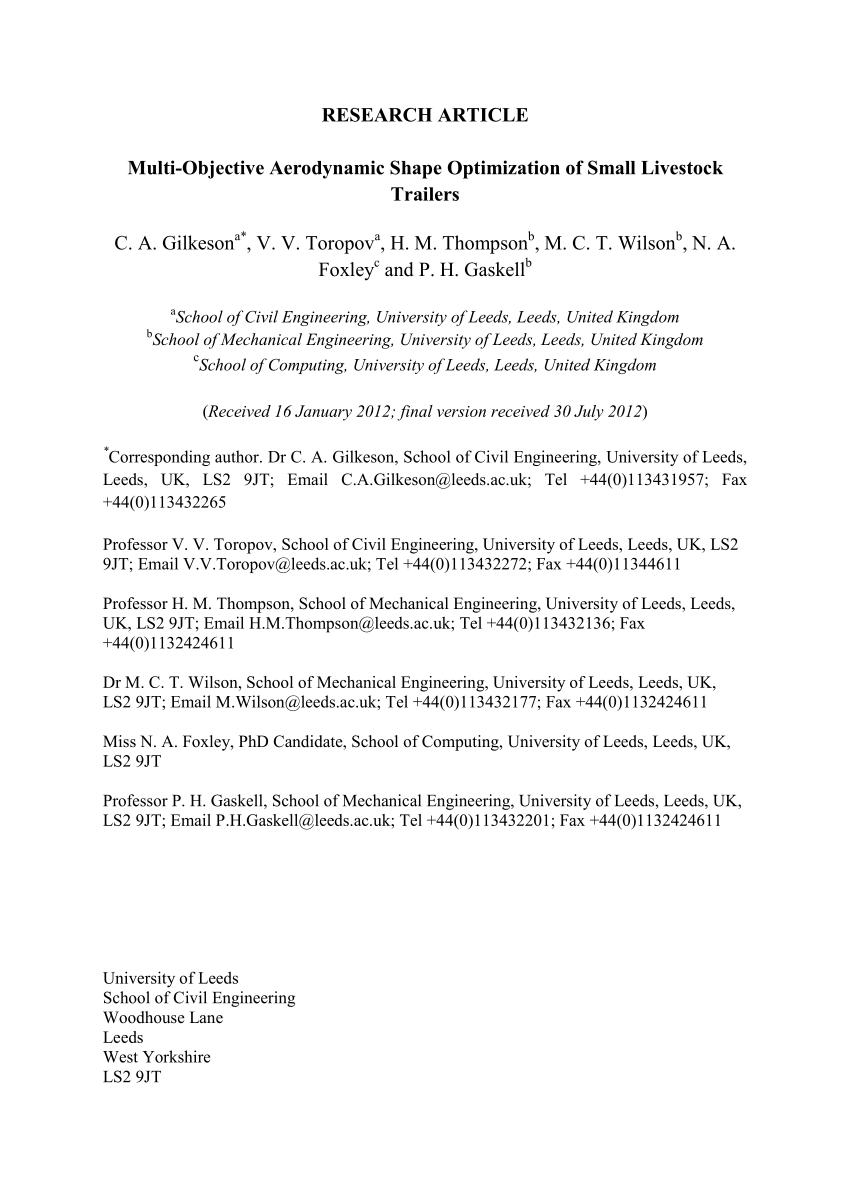 medium resolution of  pdf ventilation of small livestock trailers