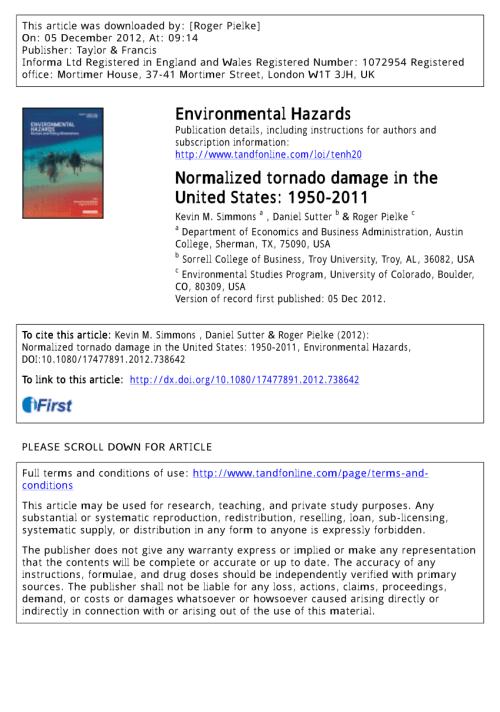 small resolution of  pdf an integrated damage visual and radar analysis of the 2013 moore oklahoma ef5 tornado