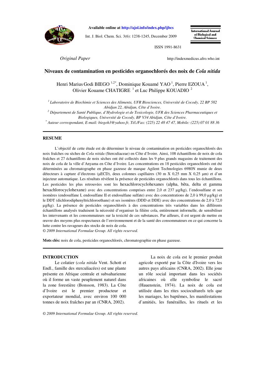 sofaco cote d ivoire sofas pdf analyse socio economique de la filiere des pesticides en