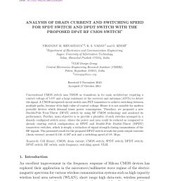 rf soi switch fet design and modeling tradeoffs for gsm applications request pdf [ 850 x 1275 Pixel ]