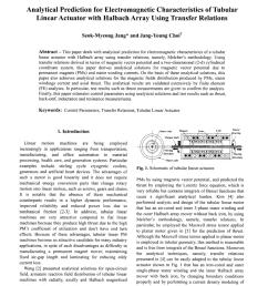 development of a novel direct drive tubular linear brushless permanent magnet motor won jong kim [ 850 x 1202 Pixel ]