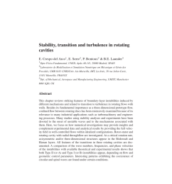 pdf stability transition and turbulence in rotating cavities [ 850 x 1203 Pixel ]