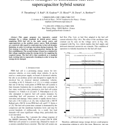 pdf control strategies of embedded fuel cell supercapacitor hybrid source [ 850 x 1100 Pixel ]
