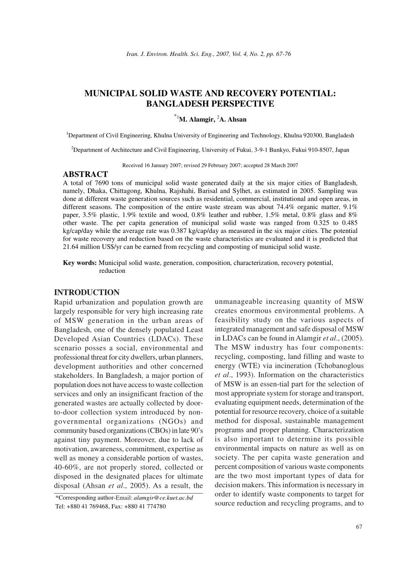 hight resolution of  pdf development of automatic smart waste sorter machine