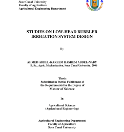 pdf studies on low head bubbler irrigation system design [ 850 x 1202 Pixel ]