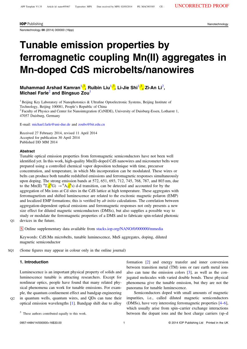 medium resolution of schematic energy level coupling diagram for the ferromagnetic download scientific diagram