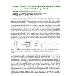 schematic diagram of a hydrocyclone d 26mm li d 1 lt d 9 7 download scientific diagram [ 850 x 1100 Pixel ]