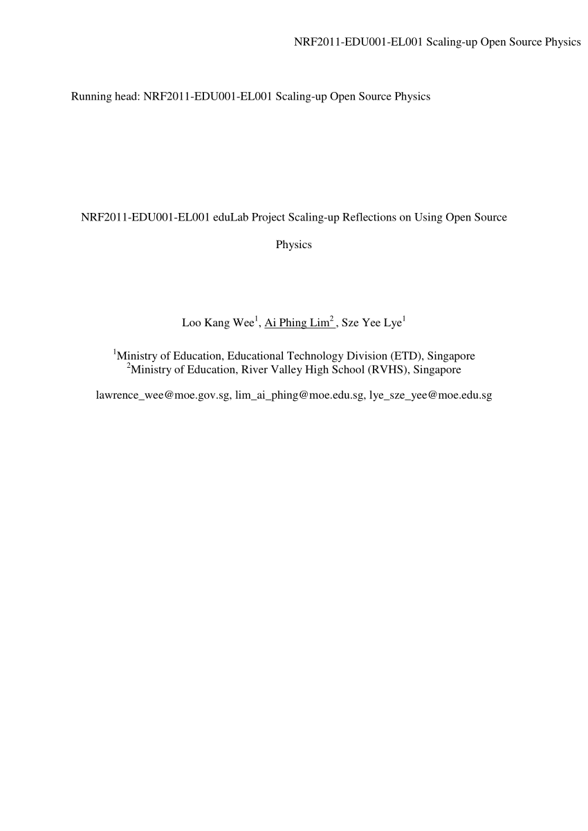 medium resolution of  pdf vernier caliper and micrometer computer models using easy java simulation and its pedagogical design feature ideas to augment learning with real