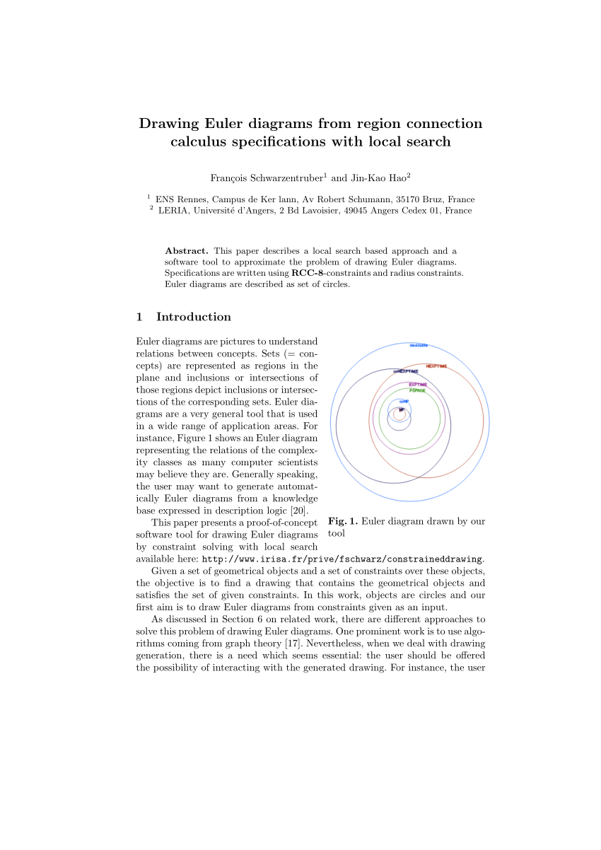 hight resolution of  pdf drawing interactive euler diagrams from region connection calculus specifications