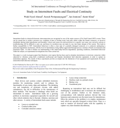 pdf study on intermittent faults and electrical continuity [ 850 x 1202 Pixel ]