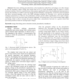 pdf single supply pre biasing circuit for low amplitude energy harvesting applications [ 850 x 1203 Pixel ]