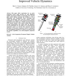 pdf active electromagnetic suspension system for improved vehicle dynamics [ 850 x 1203 Pixel ]