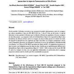 Sofaco Cote D Ivoire Queen Anne Sofa Slipcover Pdf Analyse Socio Economique De La Filiere Des Pesticides En