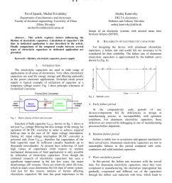 pdf life time of the electrolytic capacitors in power applications [ 850 x 1203 Pixel ]