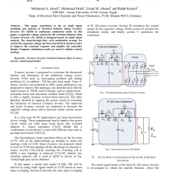 z source inverter circuit diagram [ 850 x 1203 Pixel ]